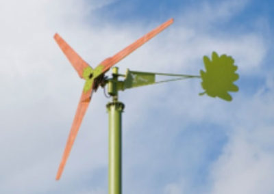 Fluxy Wind Turbine