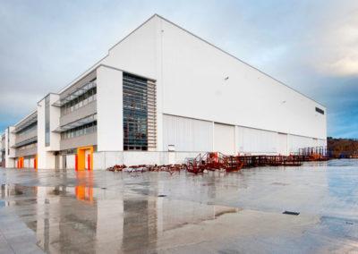 Fabrication Hall East, Liebherr, Killarney